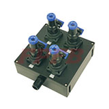 BXX8050-Explosion proof corrosion proof socket box (IIC、DIP)